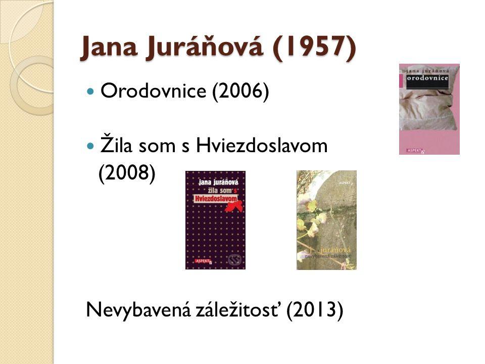 Jaroslava Blažková (1933) Happyendy (2005) To decko je blázon (Zo spomienok rozmaznanej dcérušky) (2013)