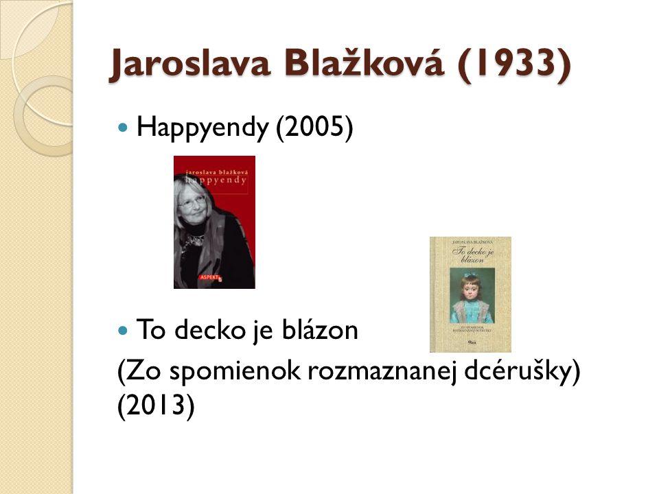 Michal Hvorecký (1976) Eskorta (2007) Dunaj v Amerike (2010) Naum (2012) Spamäti (2013) Další knihy: Pastiersky list (2008)