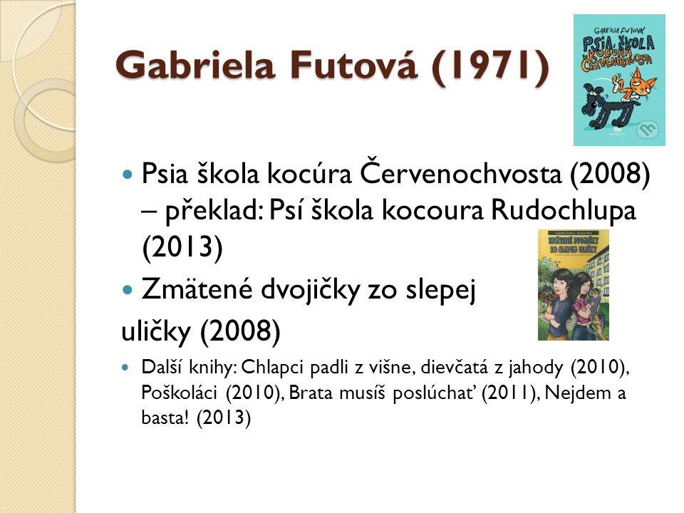 Překlady do češtiny Nakladatelství Větrné mlýny: edice Česi, čítajte.
