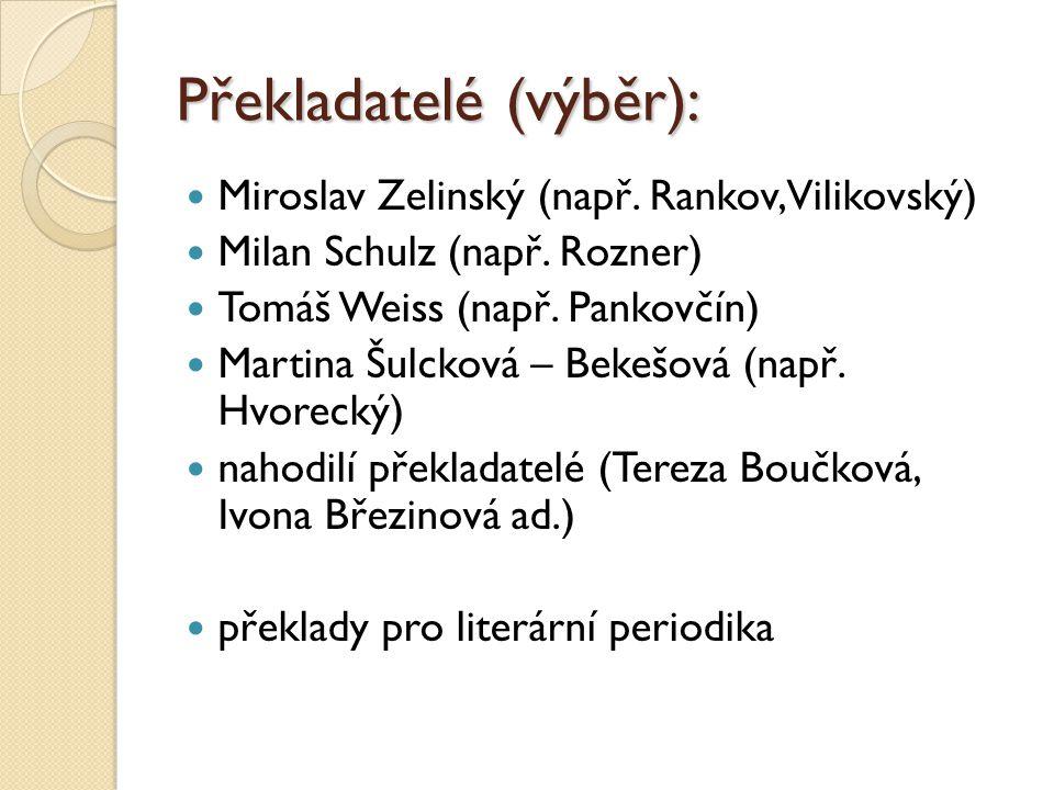 Odborná literatura Slovník slovenských spisovateľov.