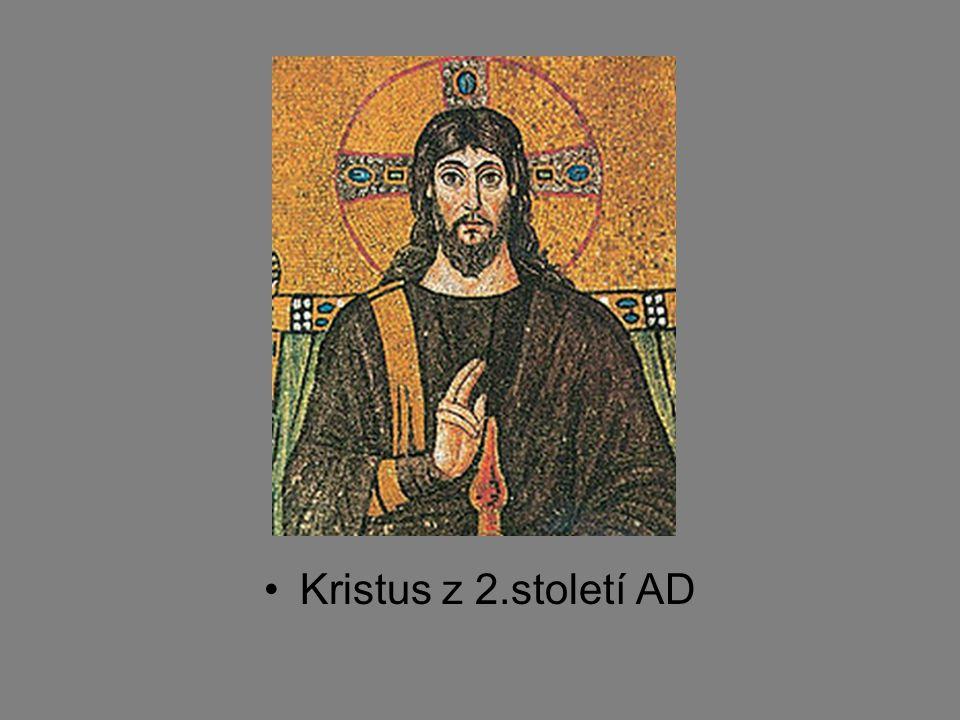 Kristus z 2.století AD