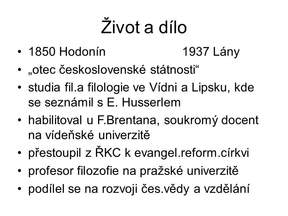 Pokud jde o náboženskou filozofii, M.