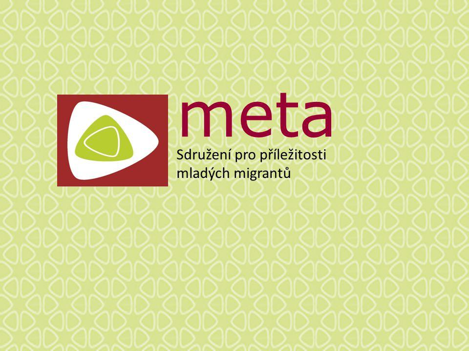 meta Sdružení pro příležitosti mladých migrantů