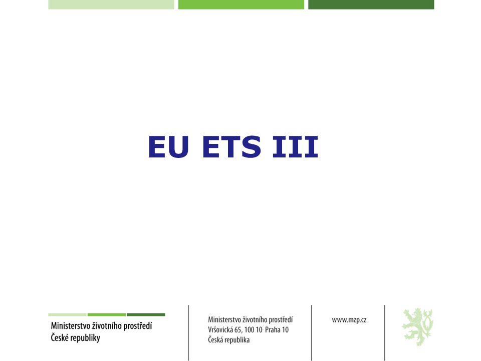 EU ETS III
