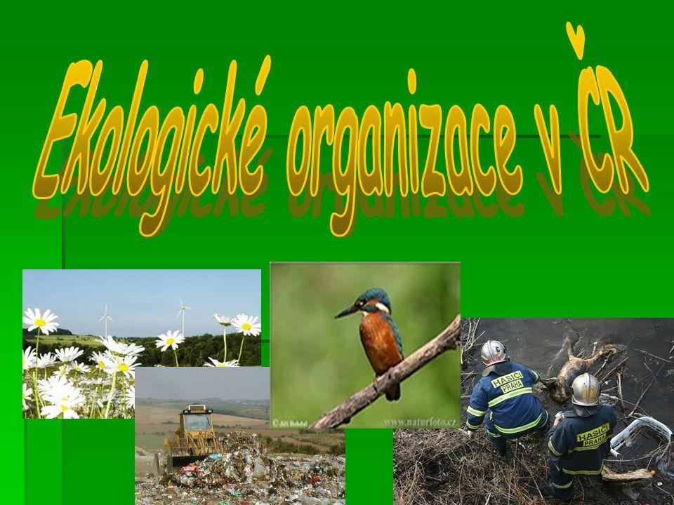  ekologické hnutí s akcemi především pro mládež  založeno r.