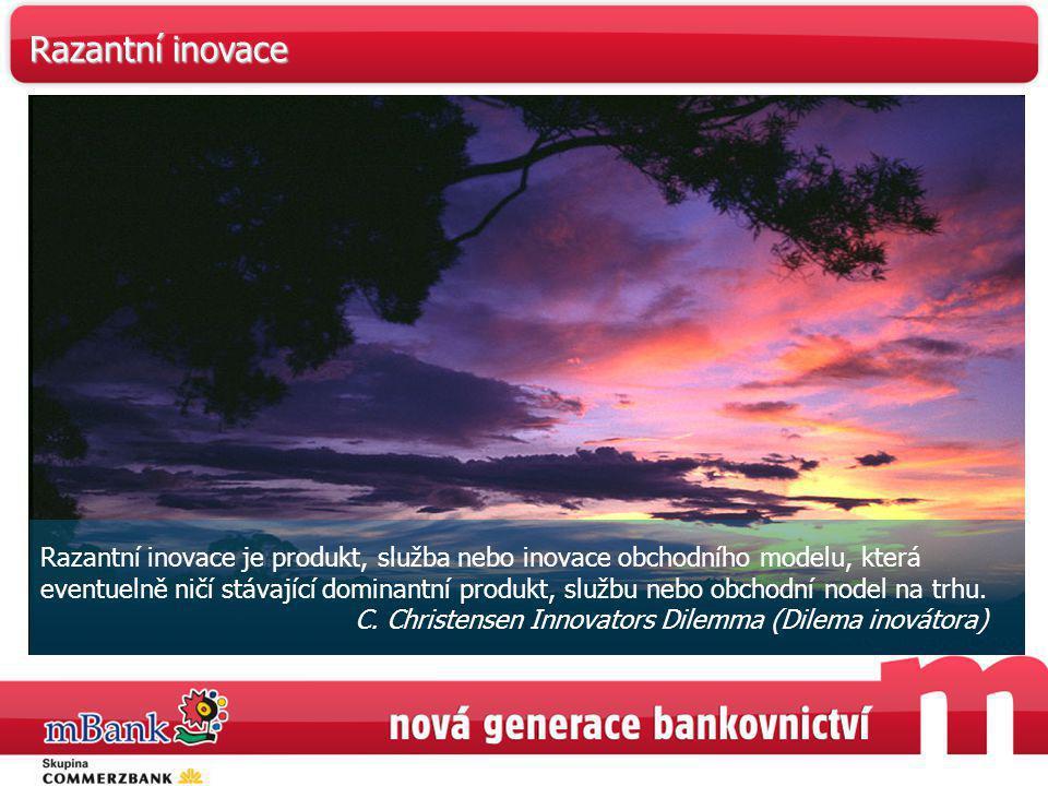 40 KOMUNITA: Naslouchejte zákazníkům a vyjděte jim vstříc mBank.cz – nová generace bankovnictví ŠEST HODNOT, KTERÉ PREZENTUJÍ mBank: cena kvalita jednoduchost pohodlí inovace komunita Co je v mBank nejdůležitěší CENA: Utraťe méně Získejte více KVALITA: Nejnovější technologie a procesy JEDNODUCHOST: Díky mBank je bankovnictví snadné POHODLÍ: Vždy po ruce, dostupná 24/7/365 INOVACE: Dáváme více za méně banking 2.0