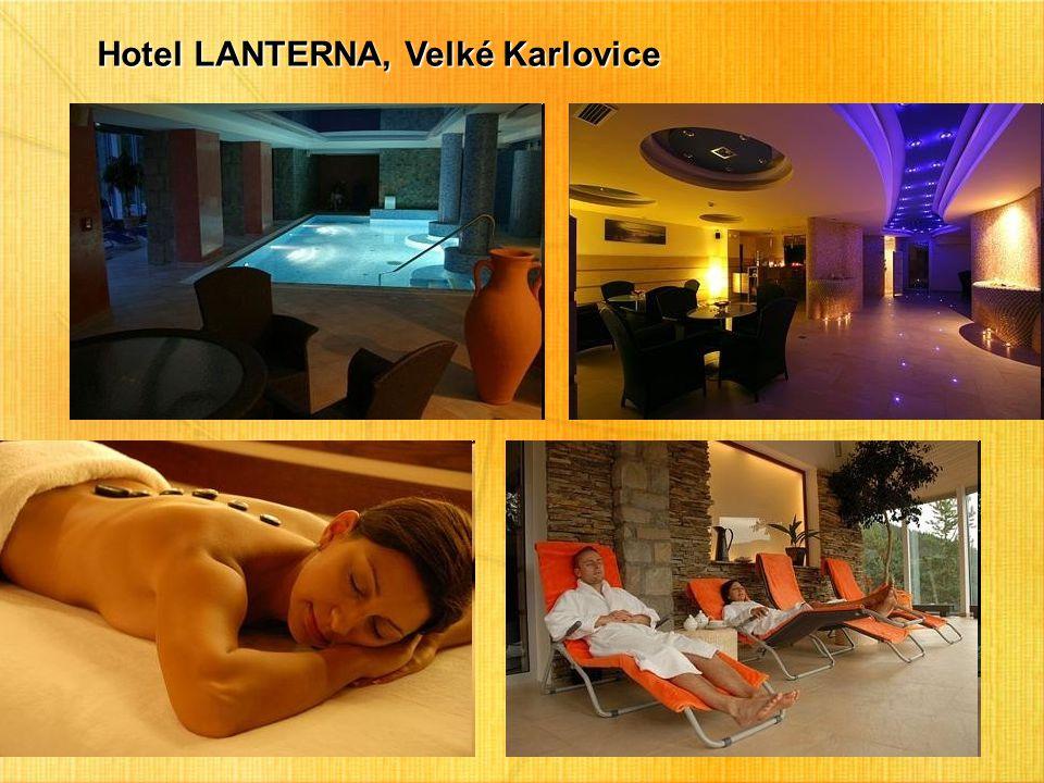 Hotel LANTERNA, Velké Karlovice