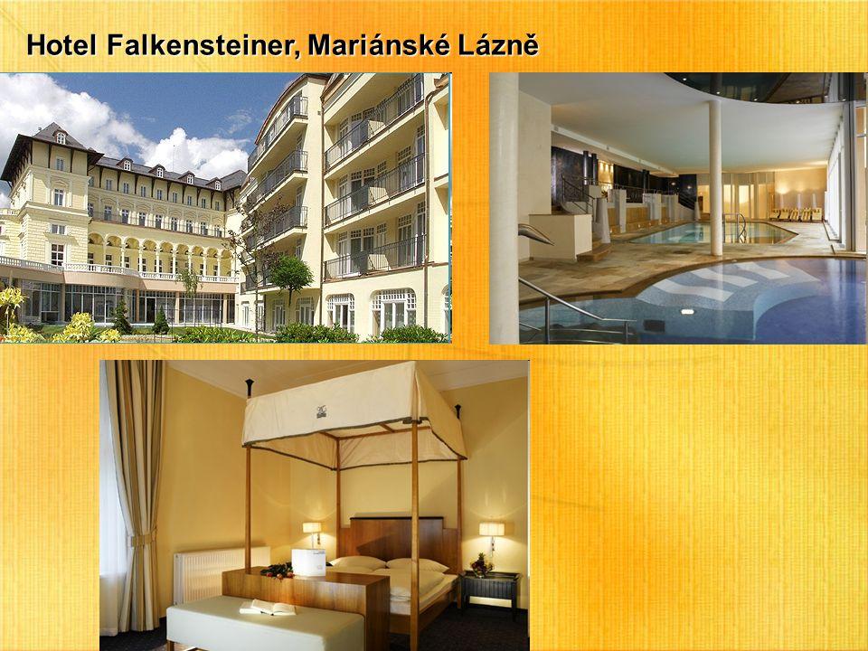 Hotel Falkensteiner, Mariánské Lázně