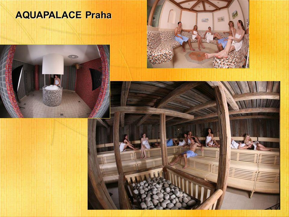 AQUAPALACE Praha