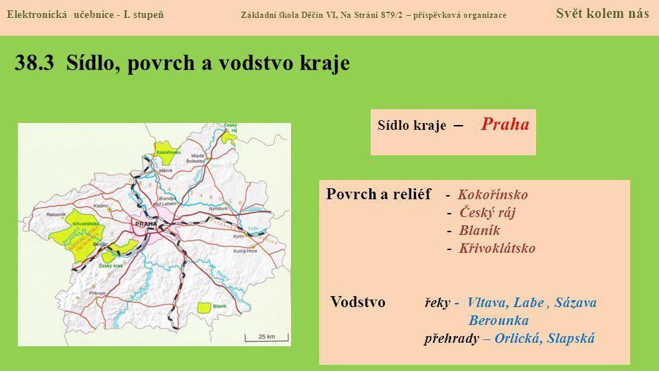 38.4 Významná města a pamětihodnosti Elektronická učebnice - I.