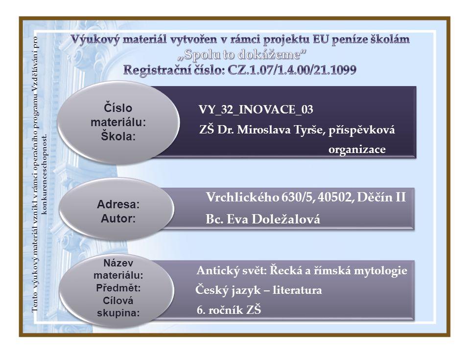 VY_32_INOVACE_03 ZŠ Dr.
