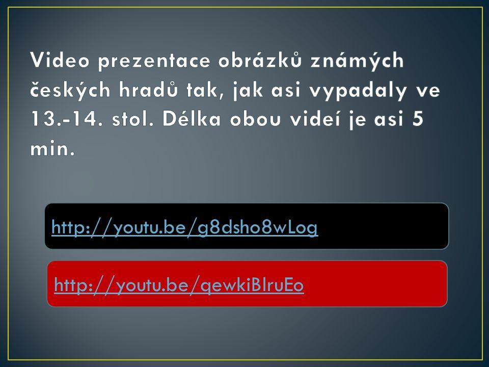 http://youtu.be/g8dsho8wLog http://youtu.be/qewkiBlruEo