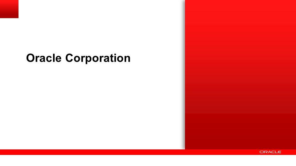 INOVACE 32 000 vývojářů 18 000 specialistů zákaznické podpory ve 27 jazycích 17 000 implementačních konzultantů 1,5 milionu studentů podporovaných ročně 850 nezávislých uživatelských skupin Oracle s 800 000 členů VELIKOST $37,1 MLD obrat ve FY12 #1 in 50 produktových / segmenových kategoriích 380 000 zákazníků ve 145 zemích 20 000 partnerů 108 000 zaměstnanců 14 million vývojářů v Oracle online komunitách