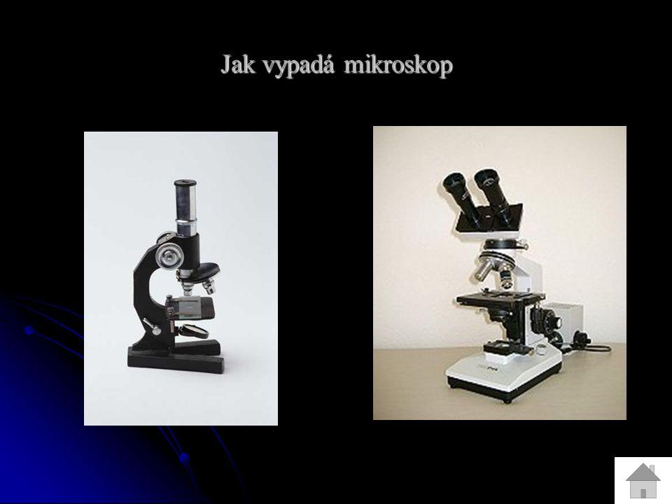 Mikroskop Základem mikroskopu jsou čočky, které tvoří objektiv a okulár. Okuláry a objektivy jsou často výměnné. Základem mikroskopu jsou čočky, které