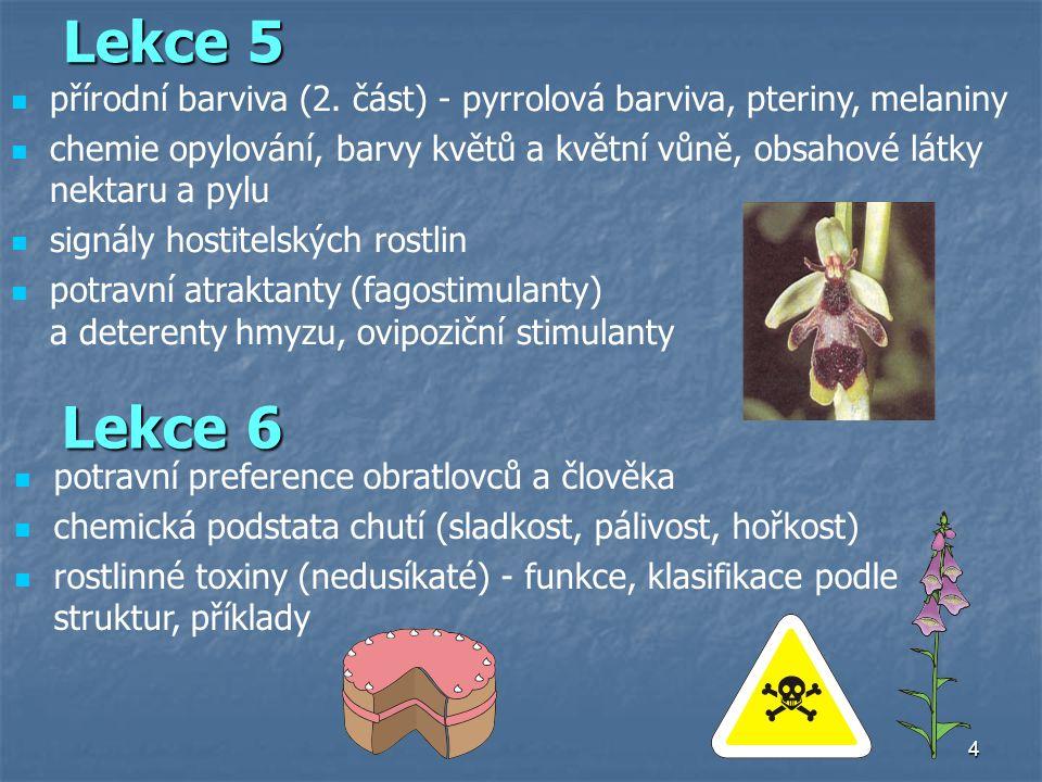 65 Insekticidy - chemikálie hubící hmyz (neselektivně) Insekticidy - chemikálie hubící hmyz (neselektivně) Potřeba vyvinout metody ochrany rostlin, které by neškodily životnímu prostředí.