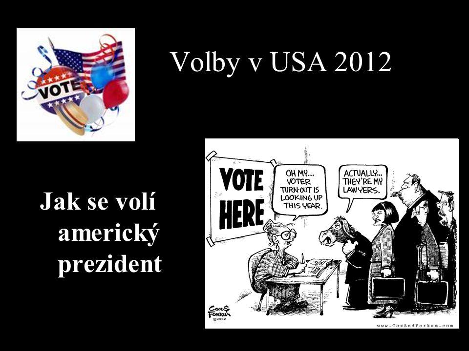 Jak se hlasy voličů převádějí na elektory.