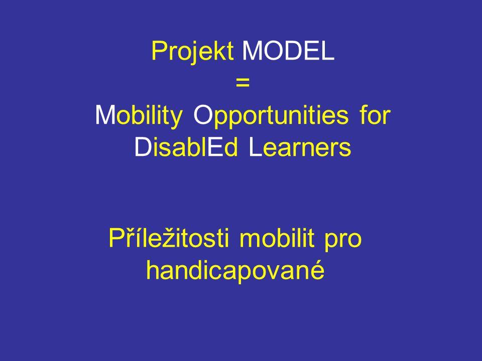 Aktivní zapojení: Projekt je zcela založen na aktivní spolupráci účastníků, jmenovitě postižených účastníků, jejich rodičů a vychovatelů/asistentů.