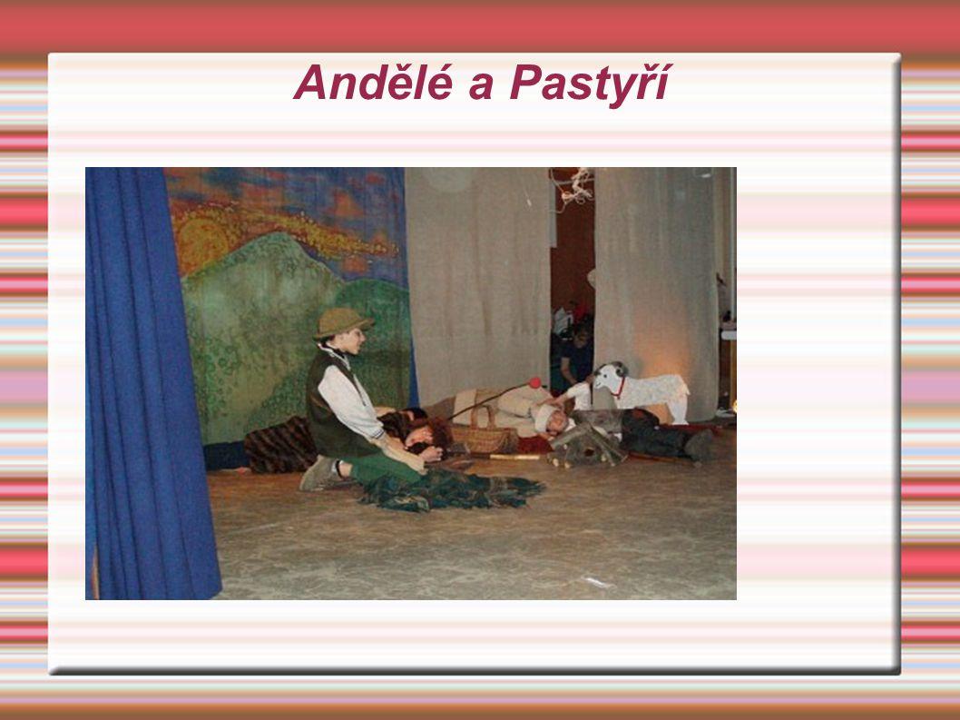 Andělé a Pastyří