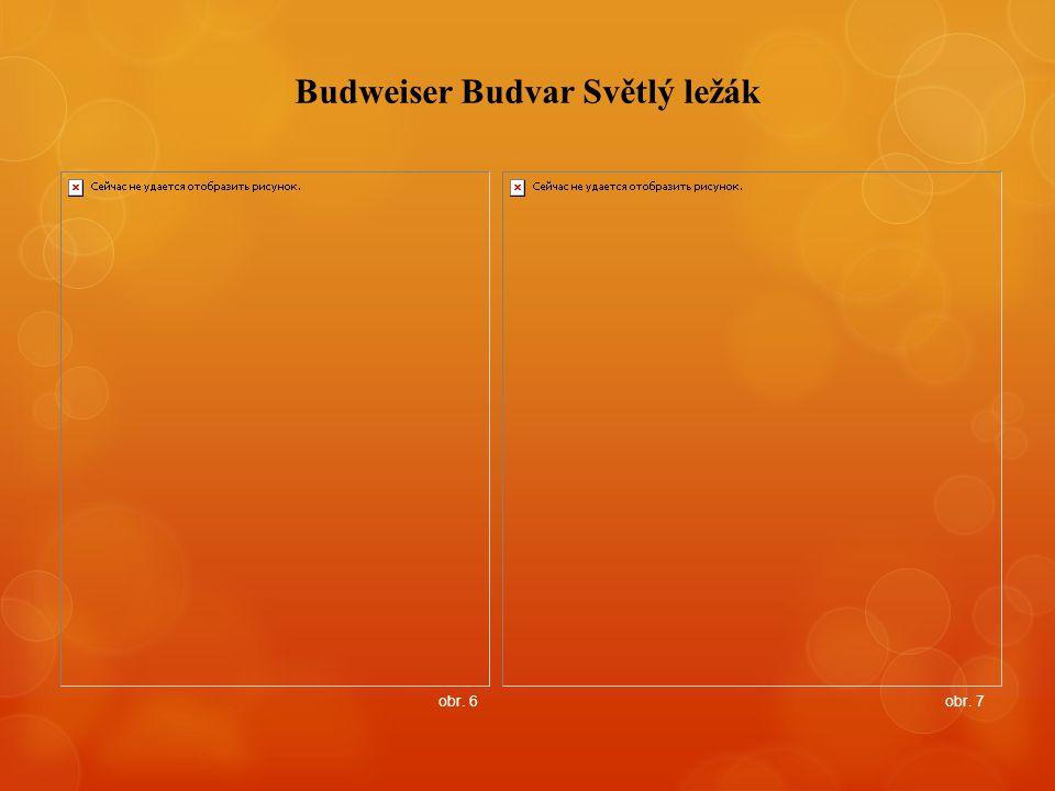 Budweiser Budvar Světlý ležák obr. 7obr. 6