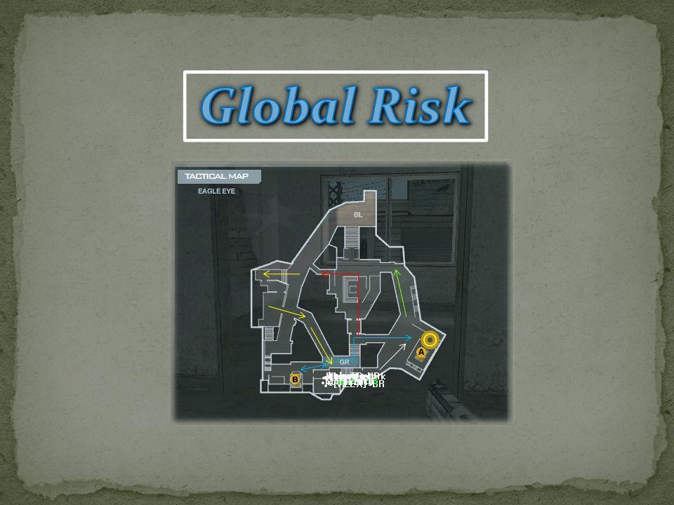 1.Vydejte se k zóně A. 2. Granát vrhněte rovně přes ulici.