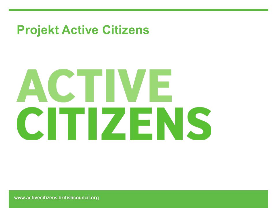 Projekt Active Citizens