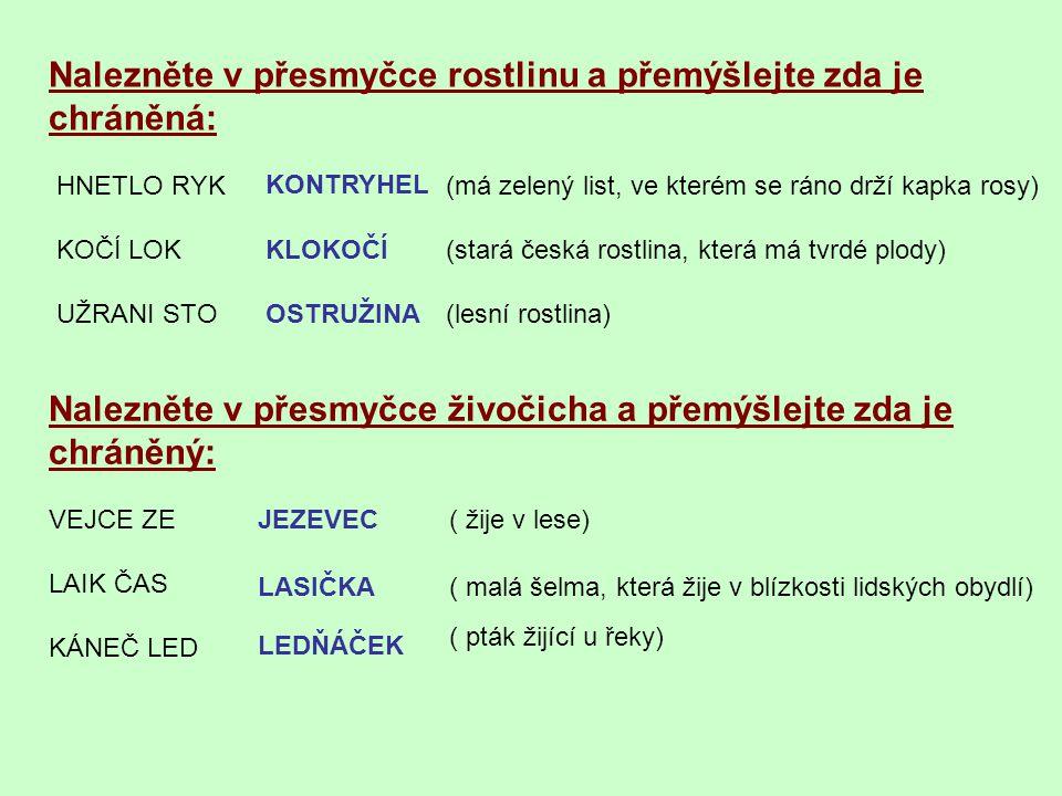 Elektronické zdroje: KAVALE, Jan.Chráněné druhy [online].