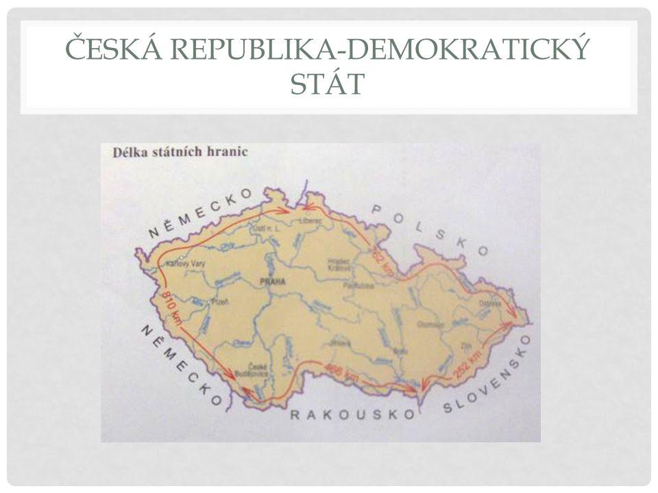 Povrch České republiky Povrch Česka má převažující ráz pahorkatin a vrchovin.