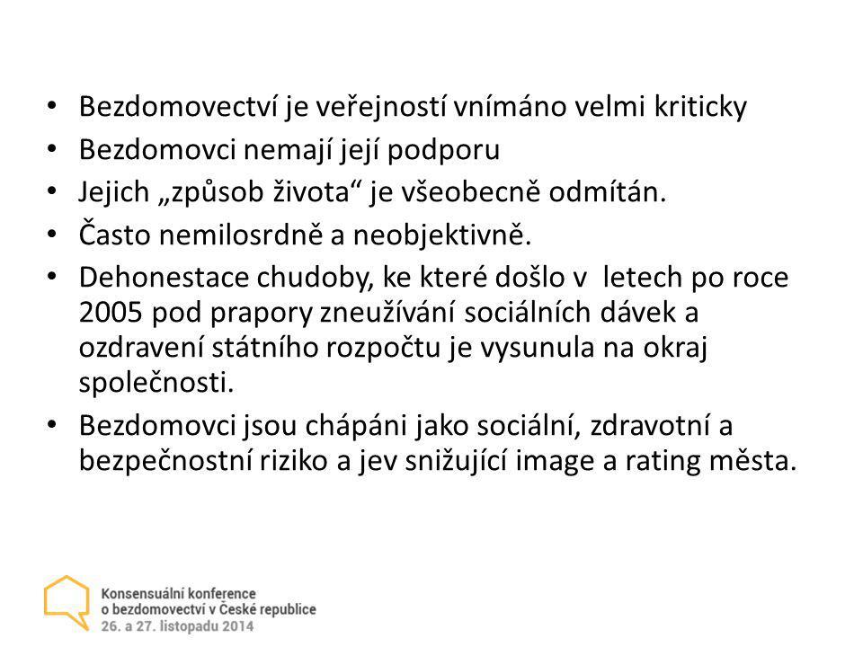 Dostupnost bydlení je v Česku všeobecně podpořena sociálními dávkami, ale podmíněna plněním souvisejících povinností a nutností nenarušování práv jiných lidí.