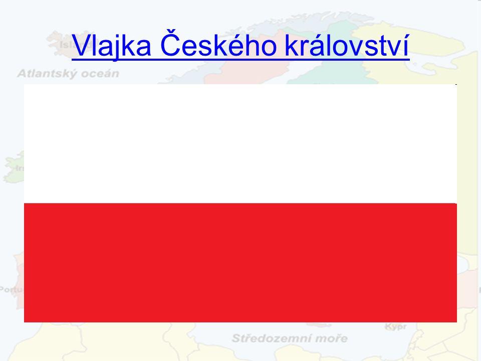 Vlajka Českého království