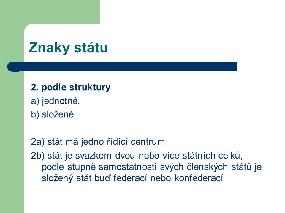 Znaky státu 3.