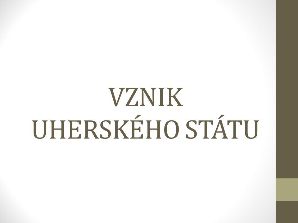 Maďaři Pravlastí Maďarů jsou stepi na území nynějšího Ruska Vedli kočovný způsob života V době stěhování národů je do střední Evropy přivedl jejich náčelník Arpád Založil dynastii Arpádovců