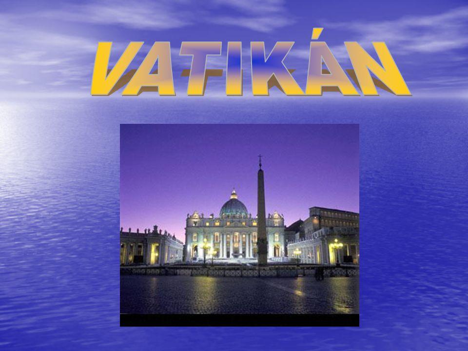 Historie státu Na vlastním vatikánském území vznikl už roku 326 křesťanský chrám, a to na předpokládaném místě hrobu svatého Petra.