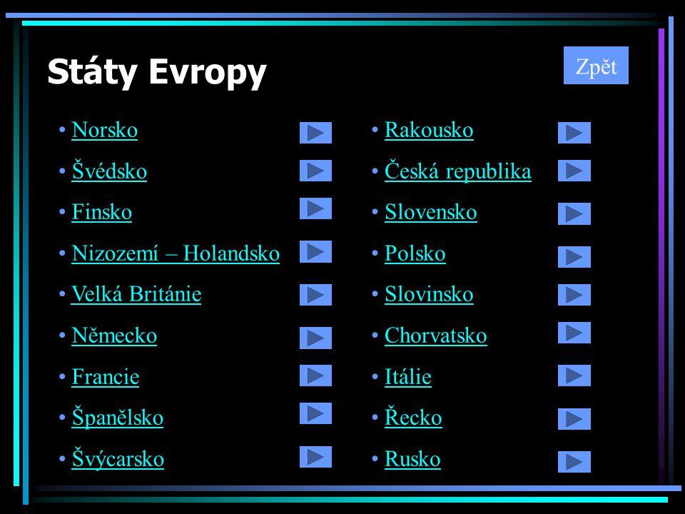 Česká republika Hlavní město: Praha Státní zřízení: republika Rozloha (km 2 ): 78.866 Počet obyvatel: 10.264.212 Měna: 1 koruna česká (CZK) leží v srdci Evropy skládá se z Čech, Moravy a části Slezska hospodářství státu je vyspělé
