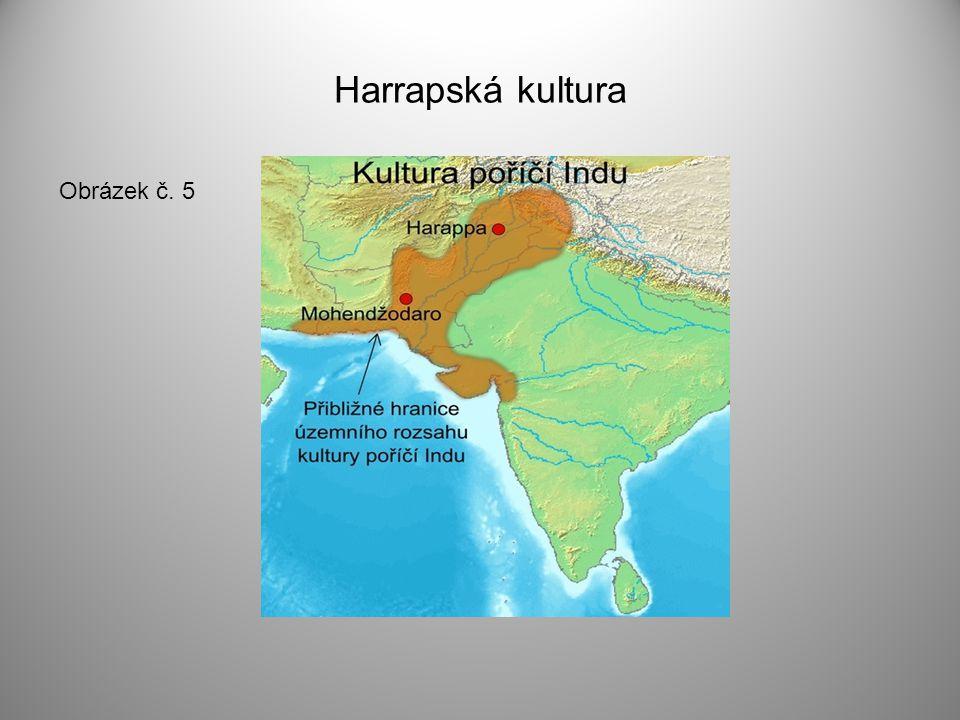 Harrapská kultura Obrázek č. 5