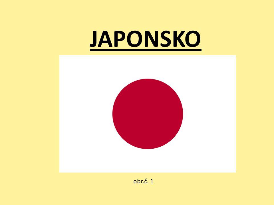 """Japonsko v překladu """" Země vycházejícího slunce ostrovní stát ve východní Asii obr.č. 2"""