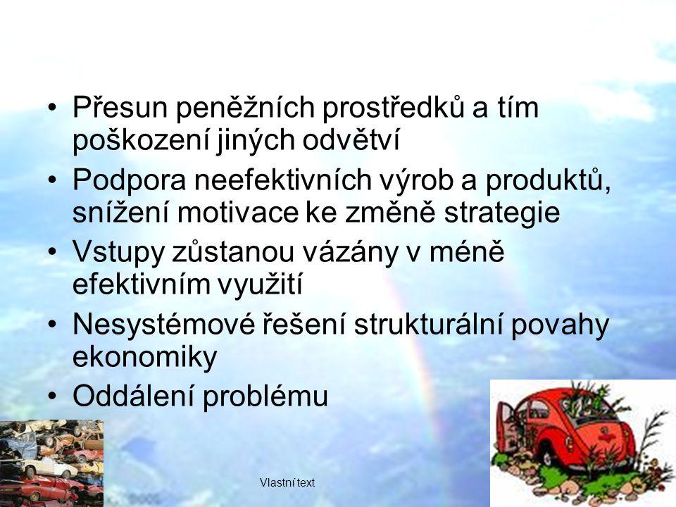 Šrotovné už v Česku je Určitou formu šrotovného zavedly už v Česku na vlastní pěst některé firmy.
