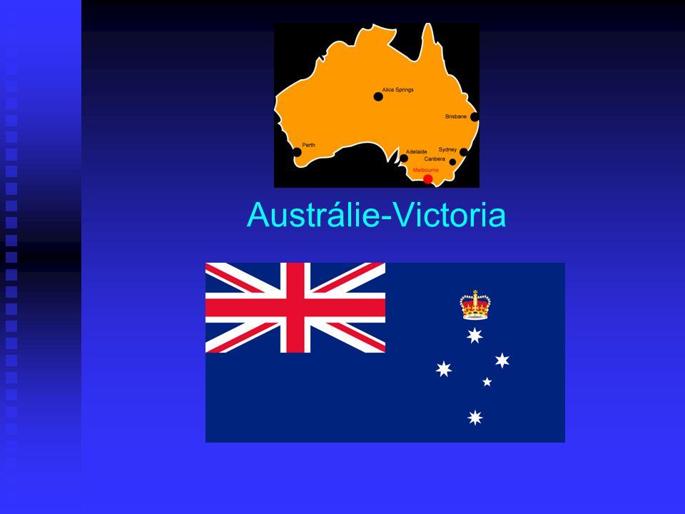 Victorie Victoria (Austrálie) Victoria je stát lokalizovaný v southeastern rohu Austrálie.