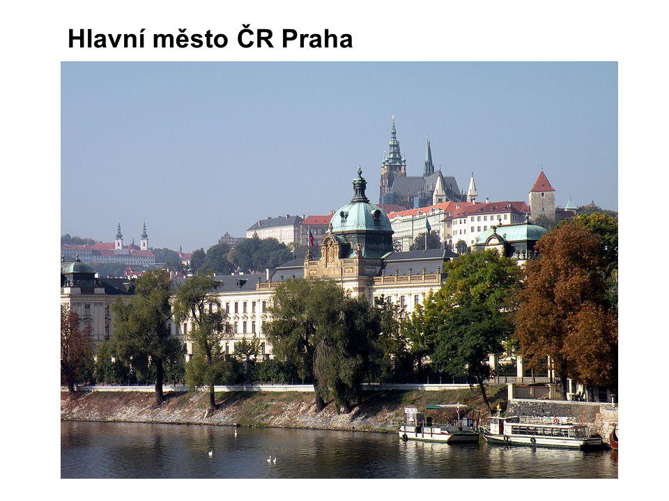 Historické země České republiky – Čechy, Morava, České Slezsko a kraje ČR