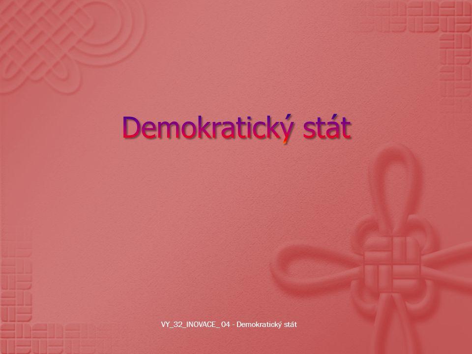 VY_32_INOVACE_ 04 - Demokratický stát