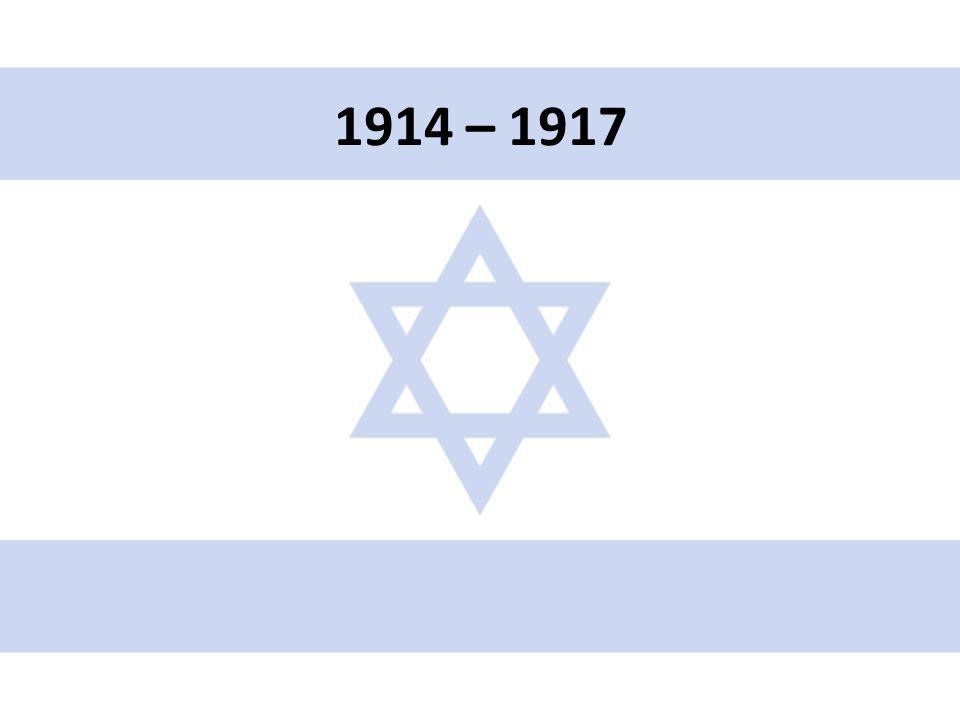 Židovská legie bojuje v I.světové válce s Brity proti Německu a Turecku 2.