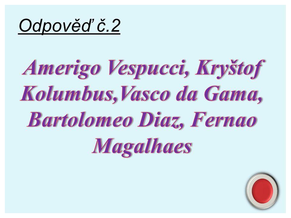 Odpověď č.1