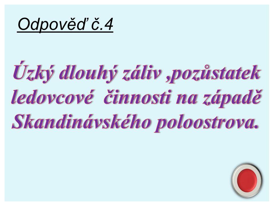 Odpověď č.3