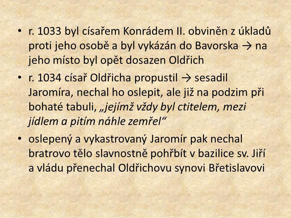 r.1033 byl císařem Konrádem II.