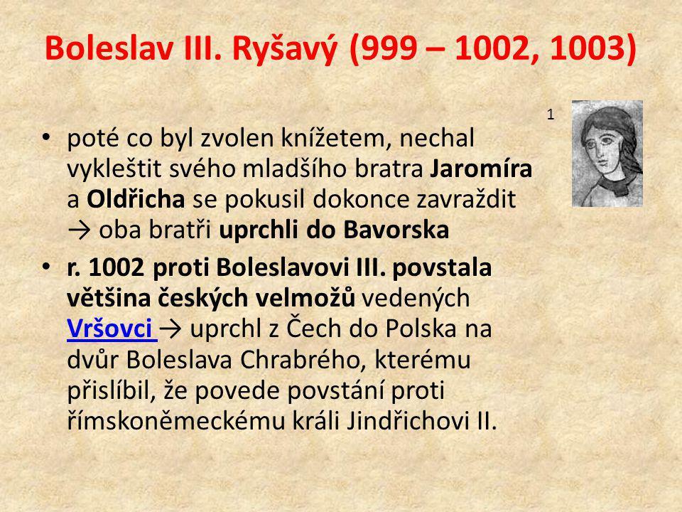 Denár Boleslava III. 2