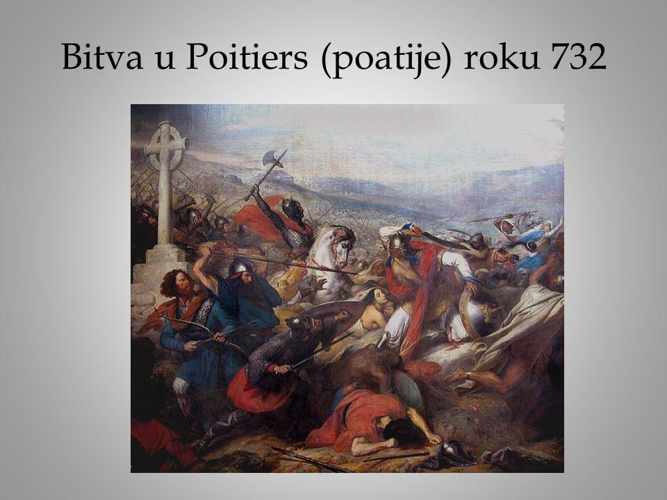 Bitva u Poitiers (poatije) roku 732