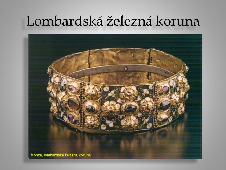 Lombardská železná koruna