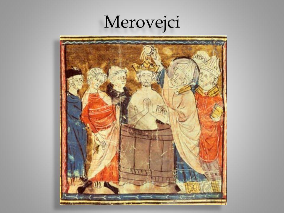 Merovejci