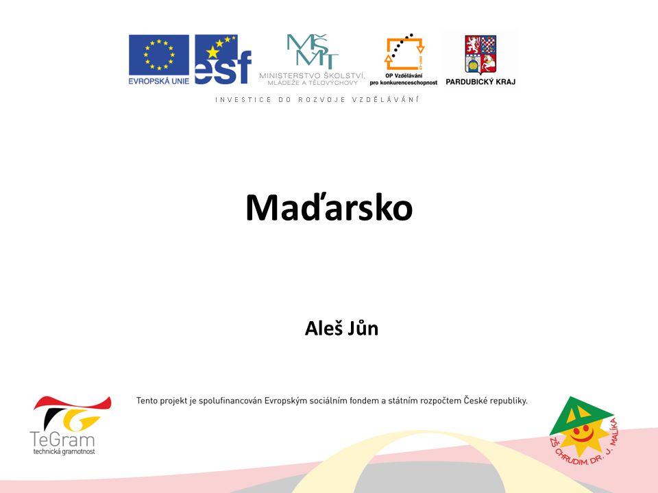 Maďarsko Aleš Jůn