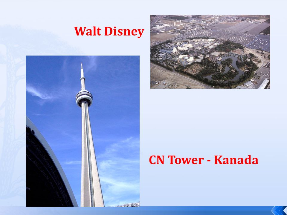 Walt Disney CN Tower - Kanada