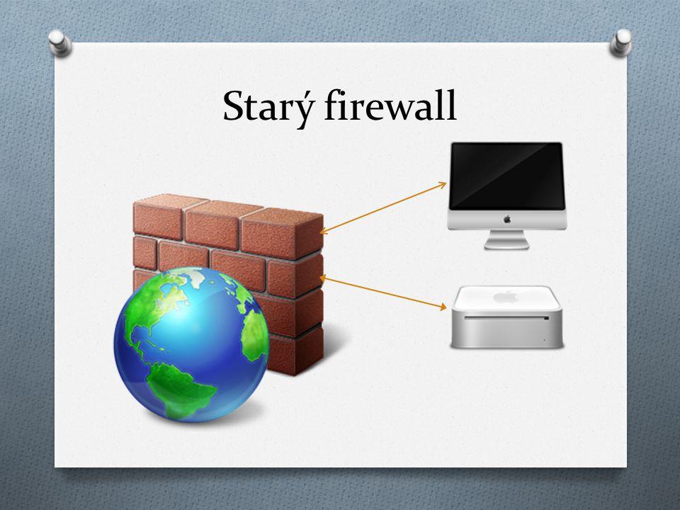 Starý firewall
